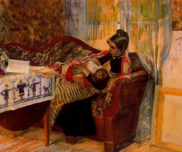 Picturi superbe de Carl Larsson