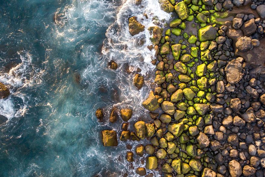 Cele mai frumoase fotografii facute cu drona - Poza 13