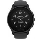 Smartwatch Vector Luna Uni L1-10-003, Bluetooth, Bratara silicon, Rezistent la apa si praf (Negru)