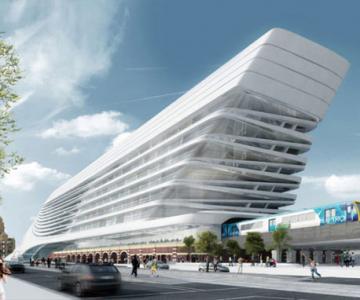 Centru de transport ultra-modern pentru Melbourne