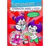 Experimente pentru copii. Distractiv rapid si usor (Rosu)