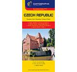 Harta rutiera - Cehia