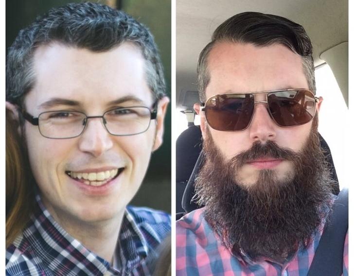 15+ Imagini care dovedesc ca barba te face alt om - Poza 11