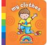 Rainbow Chunkies: My Clothes