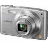 Aparat Foto Digital Panasonic DMC-SZ10EP-S, 16 MP, 1/2.33inch CCD, Filmare HD, Zoom Optic 12x, Wi-Fi (Argintiu)