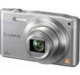 Aparat Foto Digital Panasonic DMC-SZ10EP-S, 16 MP, 1/2.33inch CCD, Filmare HD, Zoom Optic 12x, Wi-Fi (Argintiu)