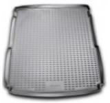 Covoras Auto Portbagaj NOVLINE NVTVWBL1031, tip tava, dedicat VOLKSWAGEN Passat B7, 2011-> wagon (Negru)