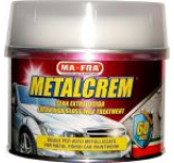 Ceara protectiva pentru vopsea metalizata Ma-Fra Metal Crem H0181, 250 ml