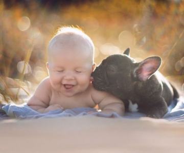 Cei mai buni prieteni din lume se nasc in aceeasi zi