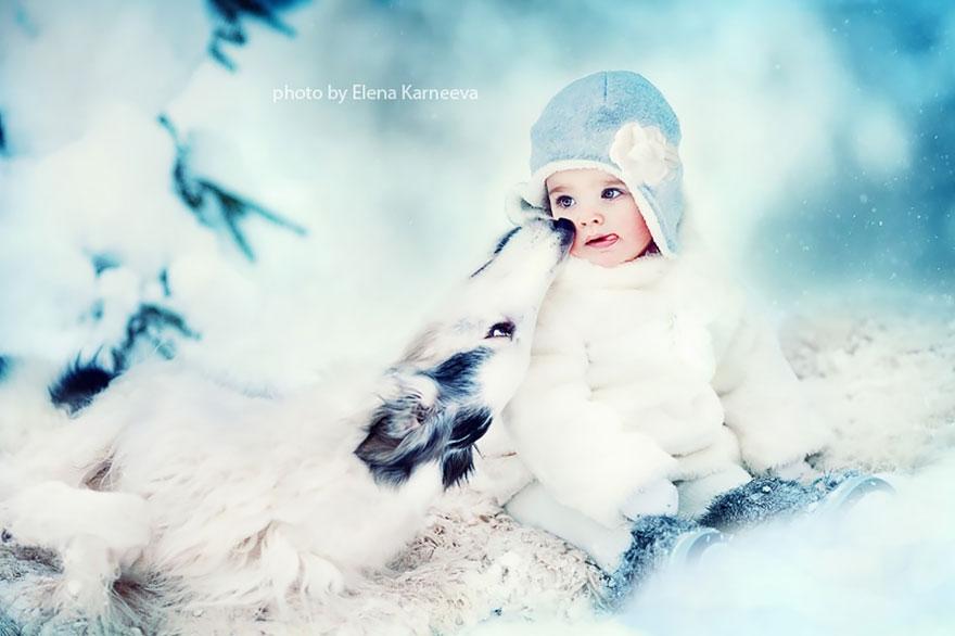 Melancolia iernilor din copilarie, in poze superbe - Poza 8