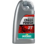 Ulei motor Motorex Cross Power 2T, 1L, Full-Sintetic, pentru motociclete off-road