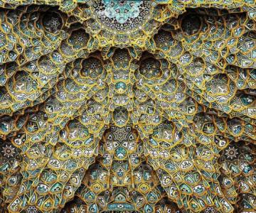 Minunatiile Iranului, in poze superbe