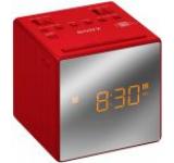 Radio cu ceas Sony ICFC1TR.CED (Rosu)