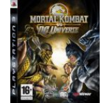 Midway Mortal Kombat vs. DC Universe (PS3)