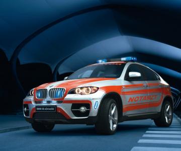 Ambulanta BMW X6