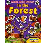 Brown Watson Animal World Sticker Activity Book - In The Forest