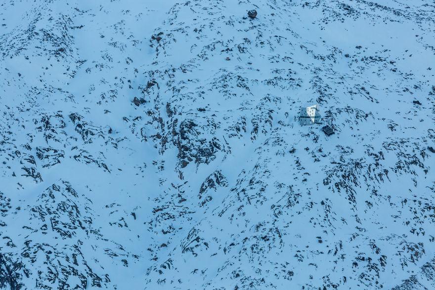 Maretia Alpilor pe timp de iarna - Poza 5
