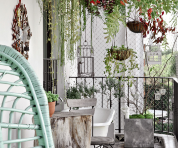 Cum iti transformi balconul intr-o oaza de recreere