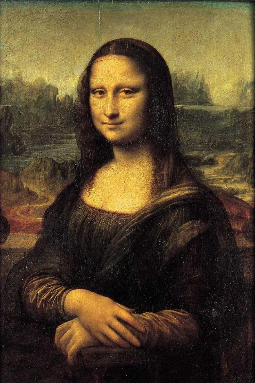 Detaliile ascunse ale picturilor celebre, in ilustratii haioase - Poza 11