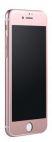 Folie sticla securizata Benks premium full body 3D pentru iPhone 7 (Roz)