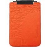 Husa PocketBook Cover PBPUC-5-BCOR-BD pentru E-Book PocketBook Mini 515 (Portocaliu/Negru)