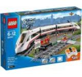 LEGO® City Tren de Pasageri de Mare Viteza 60051