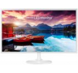 Monitor VA LED Samsung 31.5inch LS32F351FUUXEN, Full HD (1920 x 1080), HDMI, 5 ms (Alb)