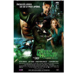 The Green Hornet: Viespea verde (3D)