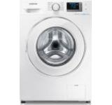 Masina de spalat rufe Slim Samsung Eco Bubble WF60F4E5W2W/LE, 1200 RPM, 6 kg, Clasa A++ (Alb)