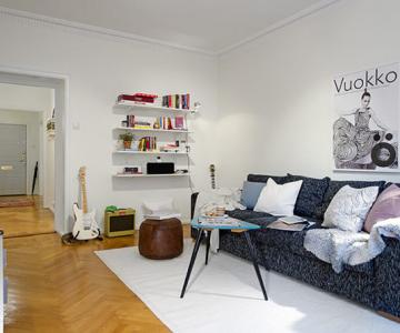 Confort urban tipic suedez