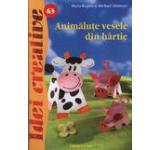 Animalute vesele din hartie - Idei Creative 63