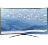 Televizor LED Samsung 139 cm (55inch) 55KU6502, Smart TV, Ultra HD 4K, Ecran Curbat, WiFi, CI+