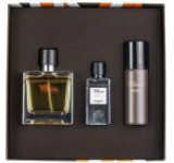 Set Cadou Hermes Terre d'Hermes Parfum Eau de Parfum 75ml + After Shave 40ml + Shaving Foam 50ml