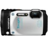 Aparat Foto Digital Olympus TG-870 TOUGH, 16 MP, CMOS, Filmare Full HD, Subacvatic, Rezistent la socuri, WiFi, GPS (Alb)