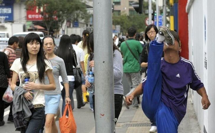 Cele mai ciudate lucruri care se pot intampla doar in China - Poza 15