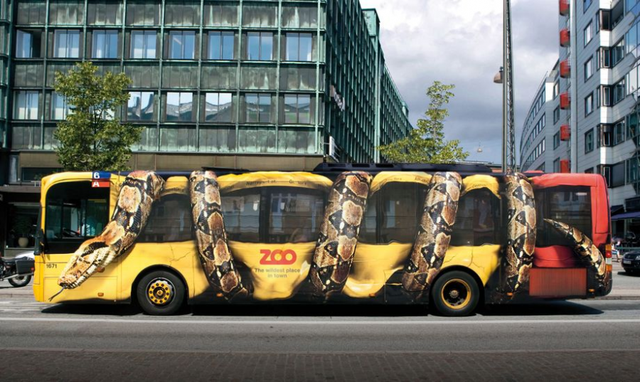 25+ Afise publicitare ingenioase care iti vor capta negresit atentia - Poza 17