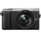 Aparat Foto Mirrorless Panasonic DMC-GX80C, cu Obiectiv 20mm, Filmare Ultra HD 4K, 16 MP, Wi-Fi (Negru/Argintiu)