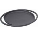 Tava pizza si clatite LAVA LVECOYPZ20, 20cm (Negru)