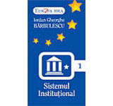 Sistemul Institutional Vol. 1
