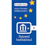 Sistemul Institutional Vol. 1