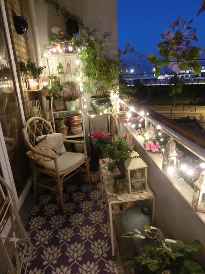 Cum iti transformi balconul intr-o oaza de recreere - Poza 2
