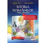 Istoria romanilor - Atlas comentat