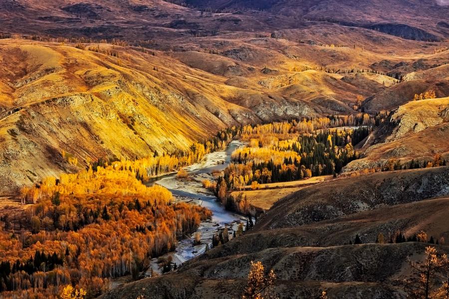 Cele mai frumoase peisaje de toamna, in imagini superbe - Poza 16