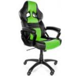 Scaun Gaming Arozzi Monza, reglabil (Verde)