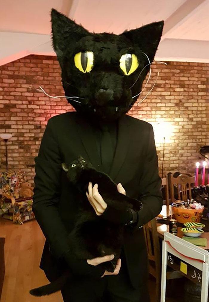 Cele mai tari si inspirate costume de Halloween - Poza 8