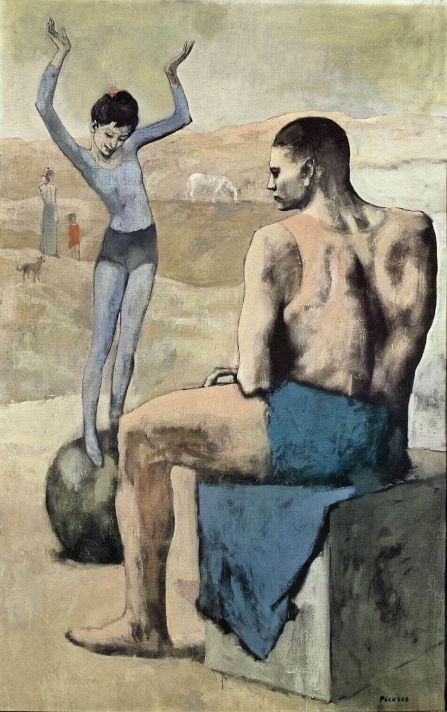 Detaliile ascunse ale picturilor celebre, in ilustratii haioase - Poza 5
