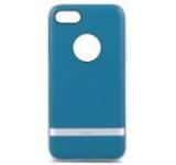 Protectie spate Moshi Napa Vegan Leather pentru iPhone 7 (Blue)