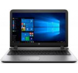 Laptop HP ProBook 450 G3 (Procesor Intel® Core™ i5-6200U (3M Cache, up to 2.80 GHz), Skylake, 15.6inchFHD, 8GB, 256GB SSD, Intel® HD Graphics 520, Wireless AC, FPR, Win10 Pro 64)