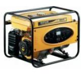 Generator Curent Electric Kipor KDE 6500 E, 5.5 kVA, Motor 1 cilindru, 4 timpi, injectie directa, cadru deschis, Diesel, Autonomie 6 ore