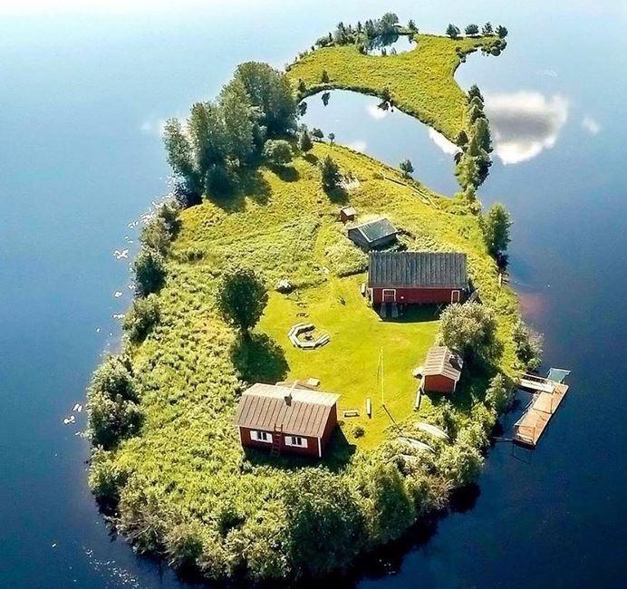 Top 20 Cele mai frumoase locuri izolate din lume - Poza 8